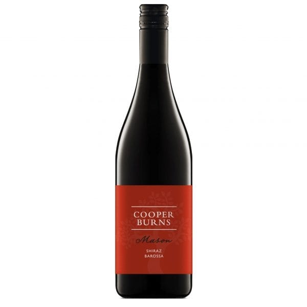Cooper Burns Mason Shiraz