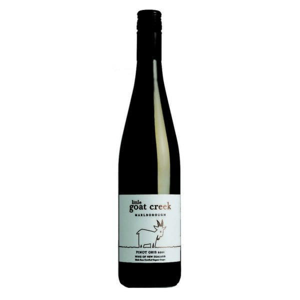 Little Goat Creek Pinot Gris