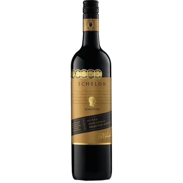 Kingston Estate Echelon Shiraz 2012
