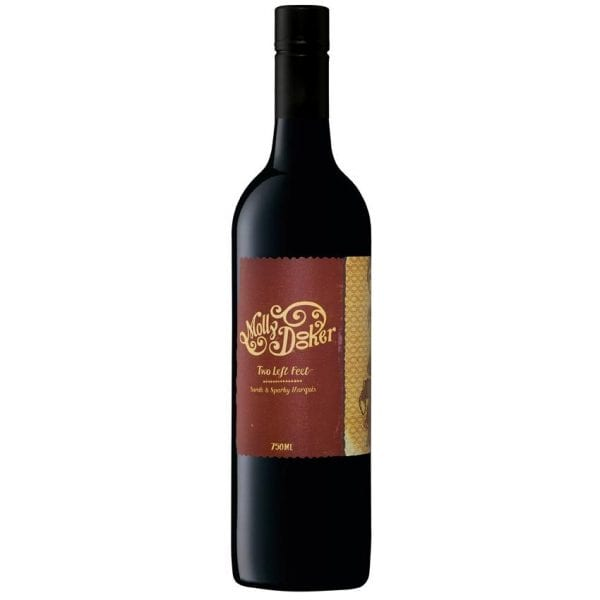 Mollydooker Two Left Feet Shiraz Cabernet Merlot