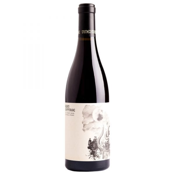 Burn Cottage Vineyard Pinot Noir