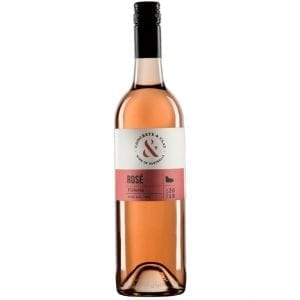 Concrete & Clay Shiraz Tempranillo Rose