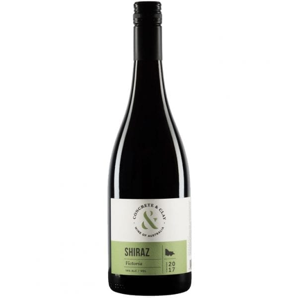 Concrete & Clay Shiraz