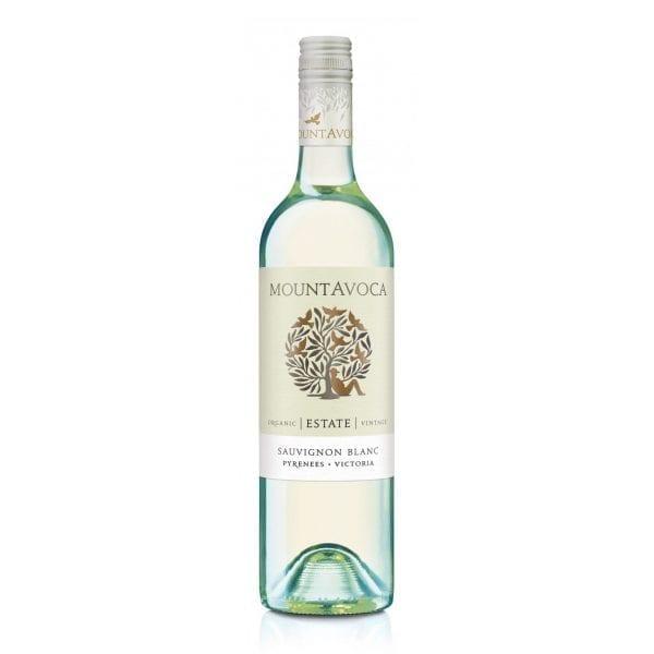 Mount Avoca 'Estate' Organic Sauvignon Blanc